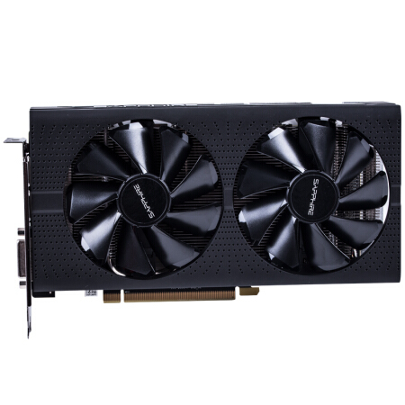 Used Sapphire RX580 2048SP 8G D5 Platinum OC Game graphics card