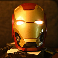Iron Man Bluetooth Speaker & Radio Wireless Bluetooth V4.2 Speakers With Music MP3 Mobile phone For Phone PC Speakers