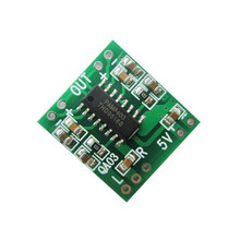20 pcs PAM8403 Module Super Mini Digital Amplifier Board 2 * 3W Class D 2.5V to 5V USB Power Supply(China)