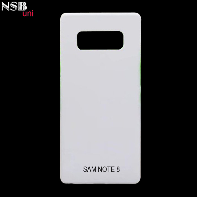 separation shoes c4db5 08a6e US $0.5  SAM GALAXY NOTE 8 High Quality 3D sublimation cases full area  printed blank mobile phone white covers Brand NSBuni-in Half-wrapped Case  from ...