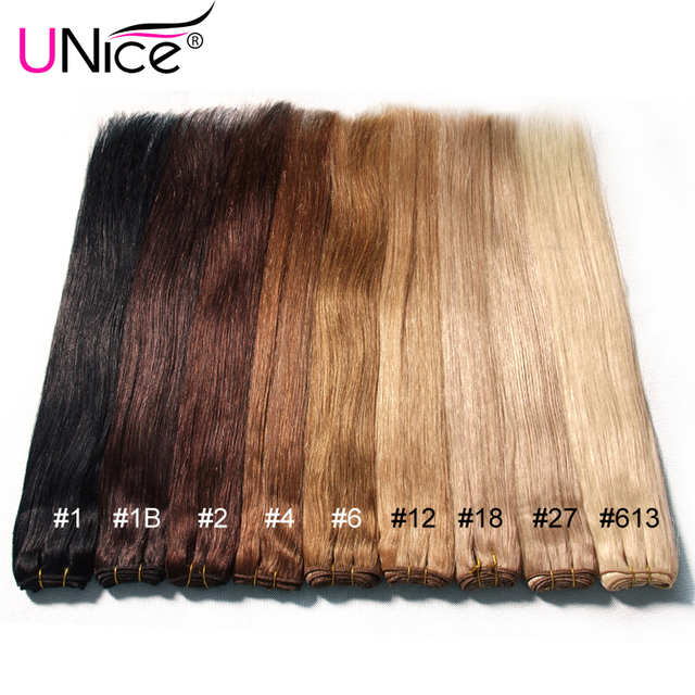 Color 11b 2 4 6 12 18 27 613 Blonde Virgin Hair Straight 7a