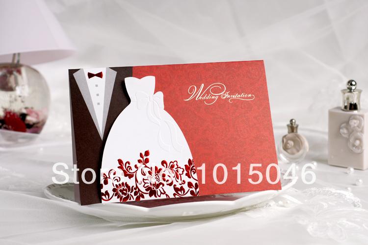 envo gratis x creativo tarjeta de invitacin de boda con el sobre ideas de regalo