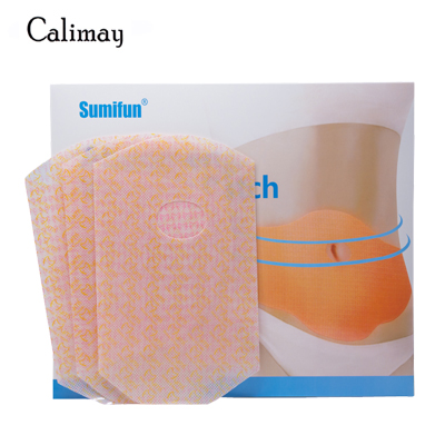 5pcs Weight Loss Natural Ingredients Slimming Patch body Slim Patch Burning Fat Patch for Lady Women Men massage plaster