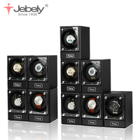 Jebely Single Watch Winder for automatic watches watch box automatic winder storage display case box