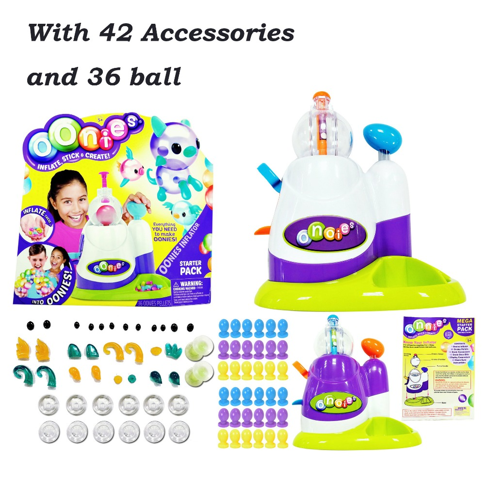 High Quality Magic Adhesive Music Wave Oonies Children DIY Handmade Creative Sticky Ball Onoies Bubble Inflator Toy Dropshipping