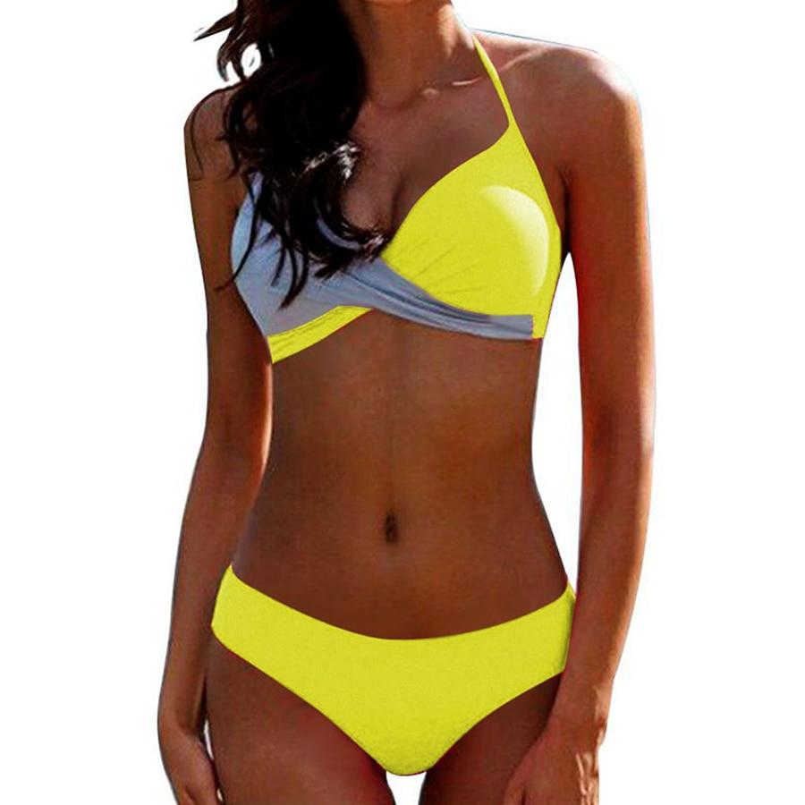 HTB1MhokKeuSBuNjSsplq6ze8pXa9 Sexy Bikini Push Up Swimwear Women biquinis feminino 2018 mujer Swimsuit tanga Swimming Bathing Suit Plus Size Bikinis Set XXXL