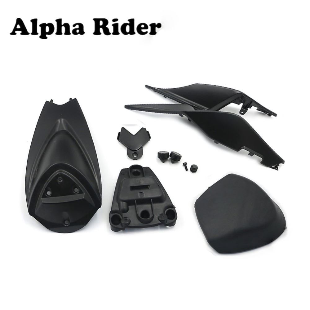 Motorcycle Plastic Panel Rear Tail Fairing Cowling Cover For Aprilia RSV 4 / 1000 RSV4 RSV1000 2009 - 2015 2014 2013 2012 2011
