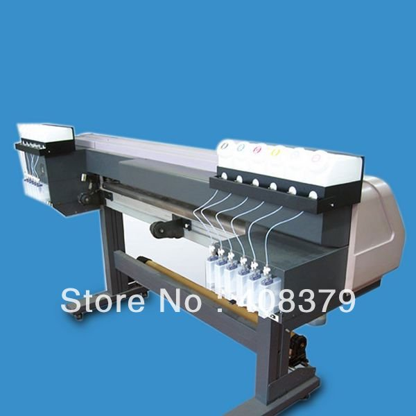 CISS use for Roland/Mimaki/Mutoh and othe printer 4 ink bottle with 8 ink cartridge