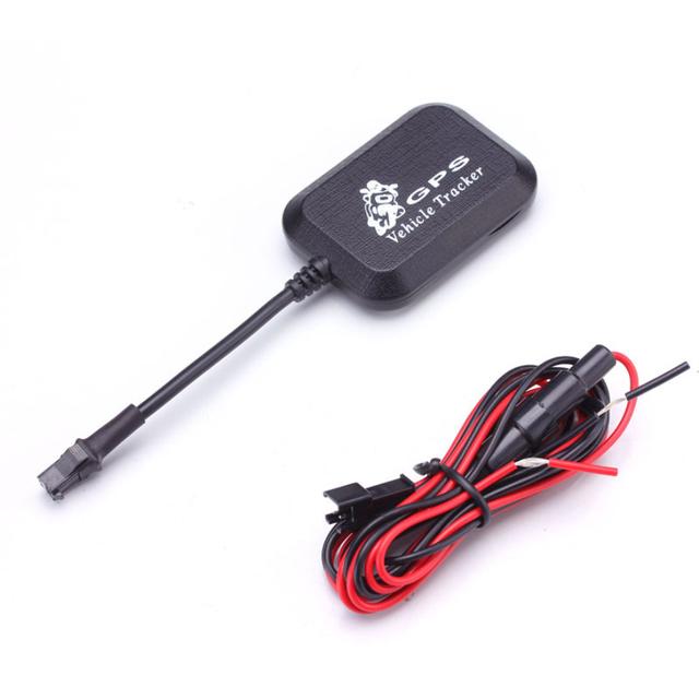 Chegada nova Mini Veículo Motocicleta Bicicleta GPS/GSM/GPRS Em Tempo Real Rastreador Rastreamento Monitor de