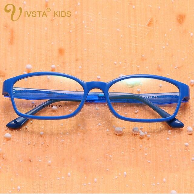 IVSTA 6105 marco de Los Vidrios para niños Niños monturas de gafas ...