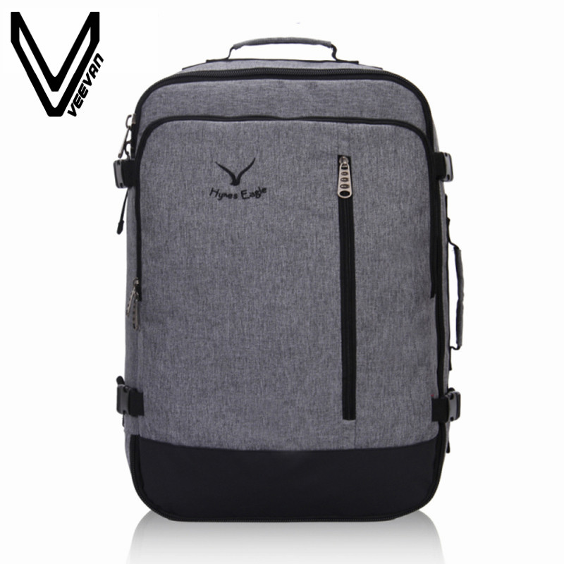 VEEVANV New Business Men's Backpacks Fashion Laptop School Backpack Travel Large Luggage for A Business Trip Cloth Shoulder Bag like a virgin secrets they won t teach you at business school