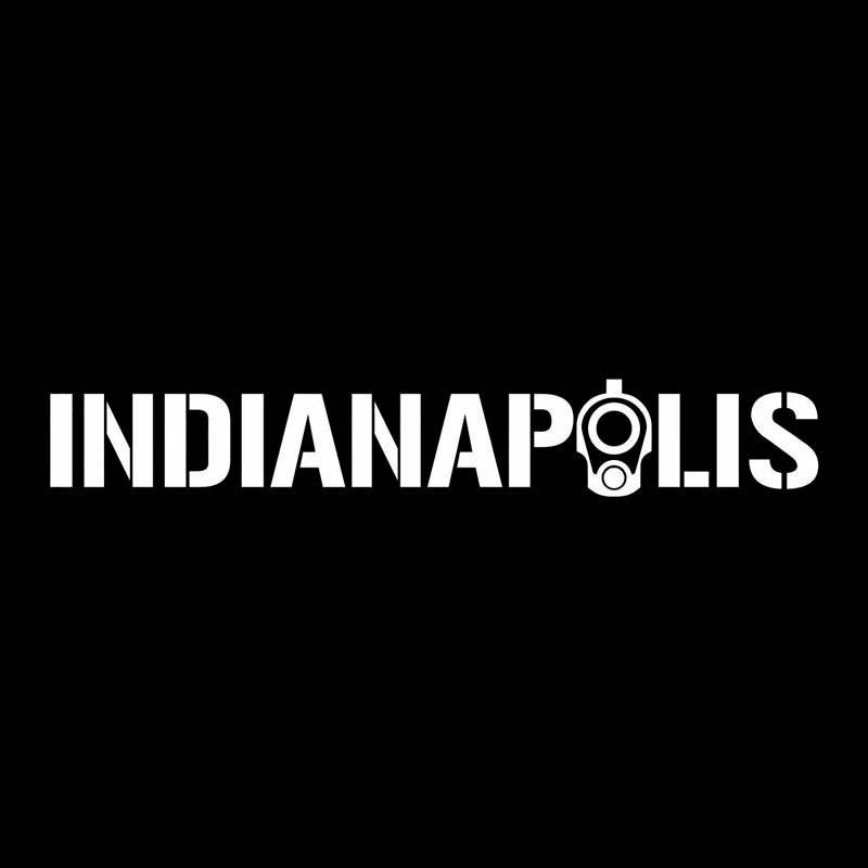 16x2 2cm indianapolis 1911 personality car styling vinyl decals car sticker s8 0064 in car stickers from automobiles motorcycles on aliexpress com