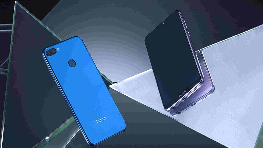Оригинальный HUAWEI Honor 9i официальный Встроенная память 4 ГБ Оперативная память 64 ГБ Встроенная память Octa Core 3000 мАч Kirin 659 2280x1080 Bluetooth gps Wi-Fi