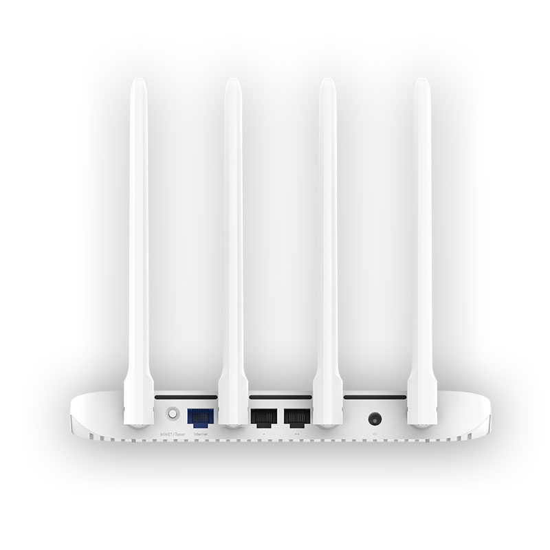 Image 2 - Global version Xiaomi Mi 4A Router Gigabit edition 2.4GHz +5GHz WiFi 16MB ROM + 128MB DDR3 High Gain 4 Antenna APP Control  IPv6