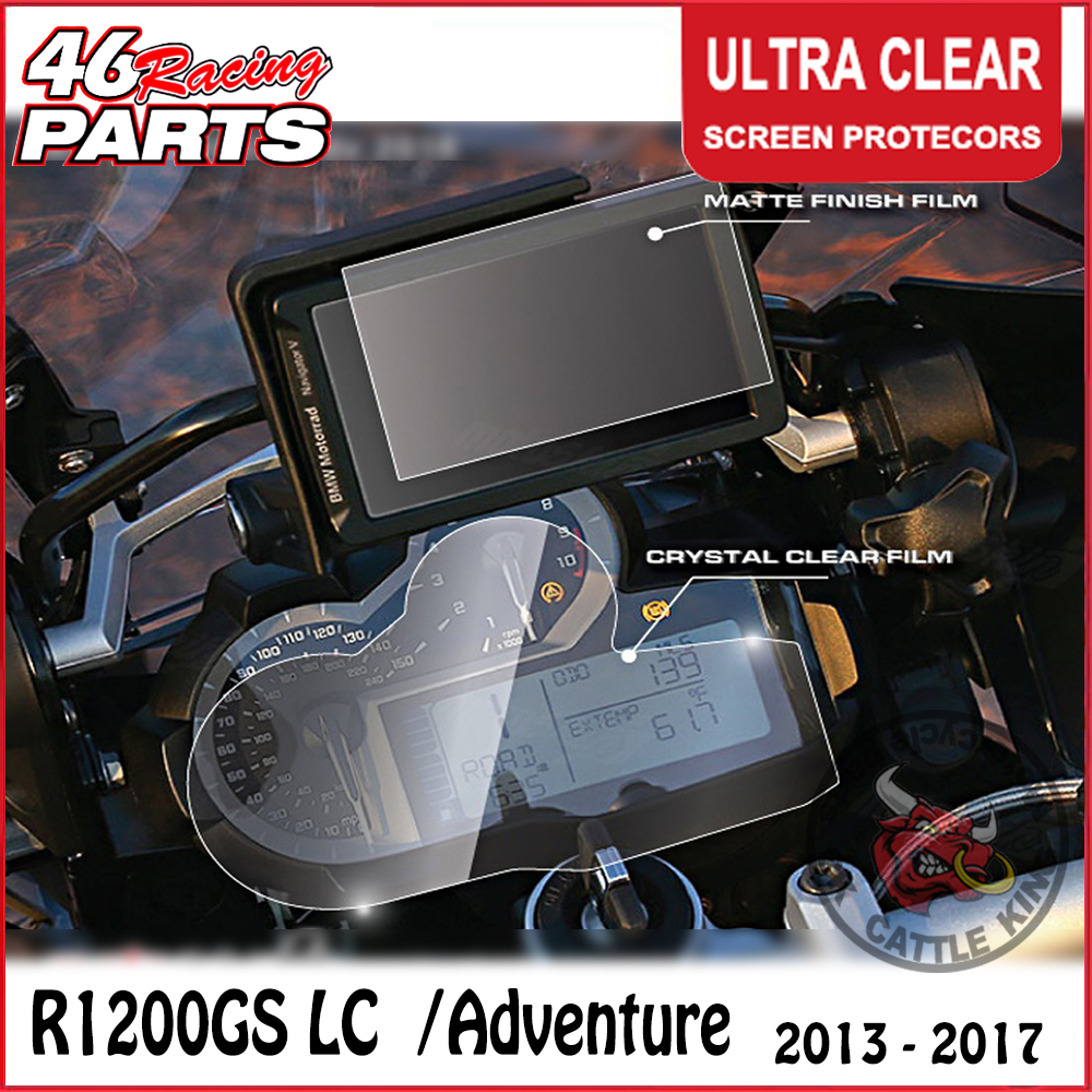 CK CATTLE KING Cluster Scratch Cluster Screen Protection Film Protector For <font><b>BMW</b></font> R1200GS LC /Adventure/ADV R1200/R <font><b>1200</b></font> <font><b>GS</b></font> image
