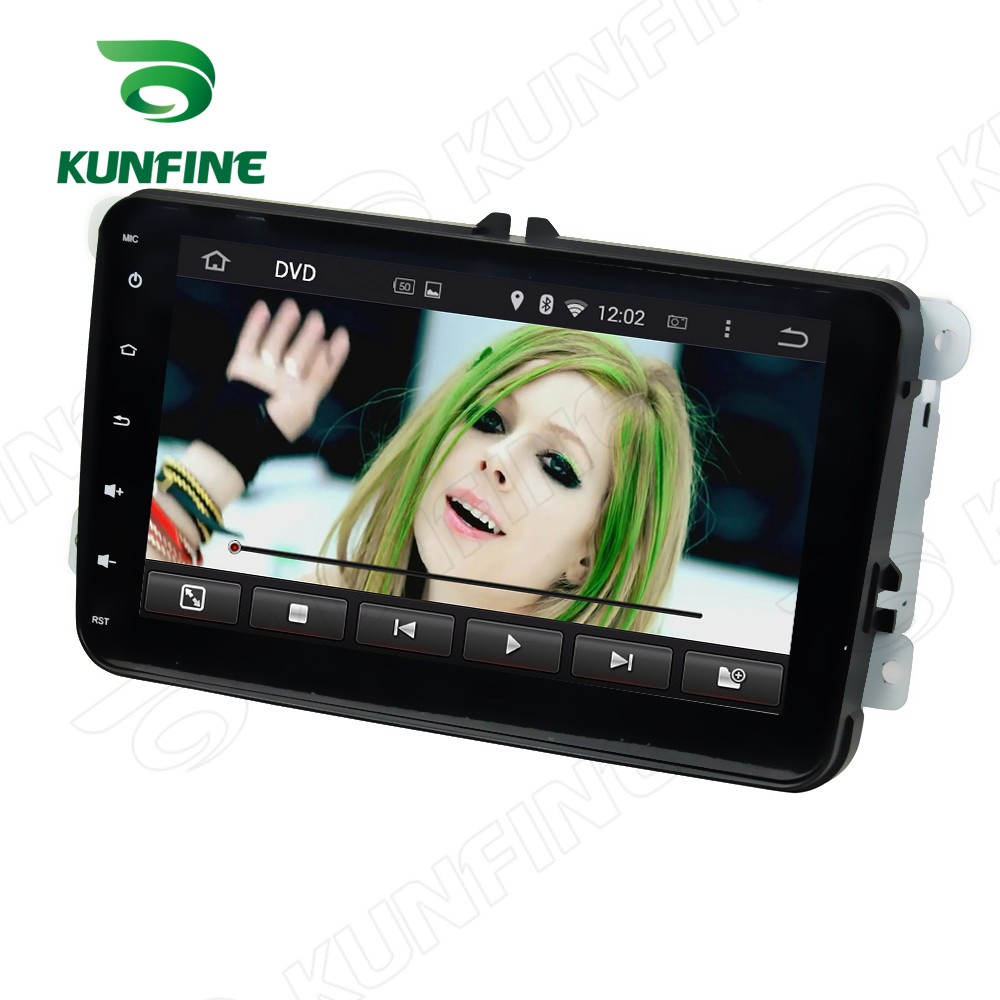 Car dvd GPS Navigation player for Volkswagen 8VW  B