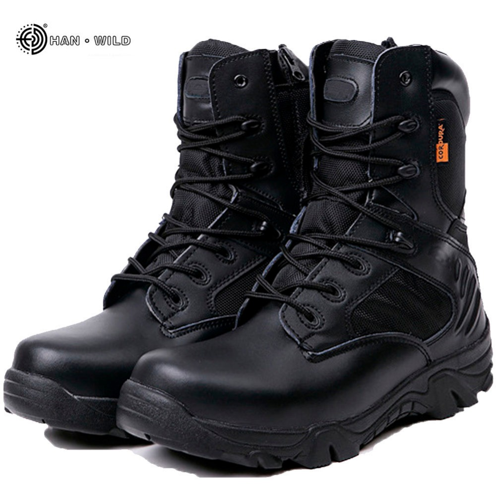 Shoes Intelligent Men Boots Male Rubber Combat Ankle Work Safety Shoes Size 40-46 Autumn Winter Snow Boots Men Sneakers Basic Boots