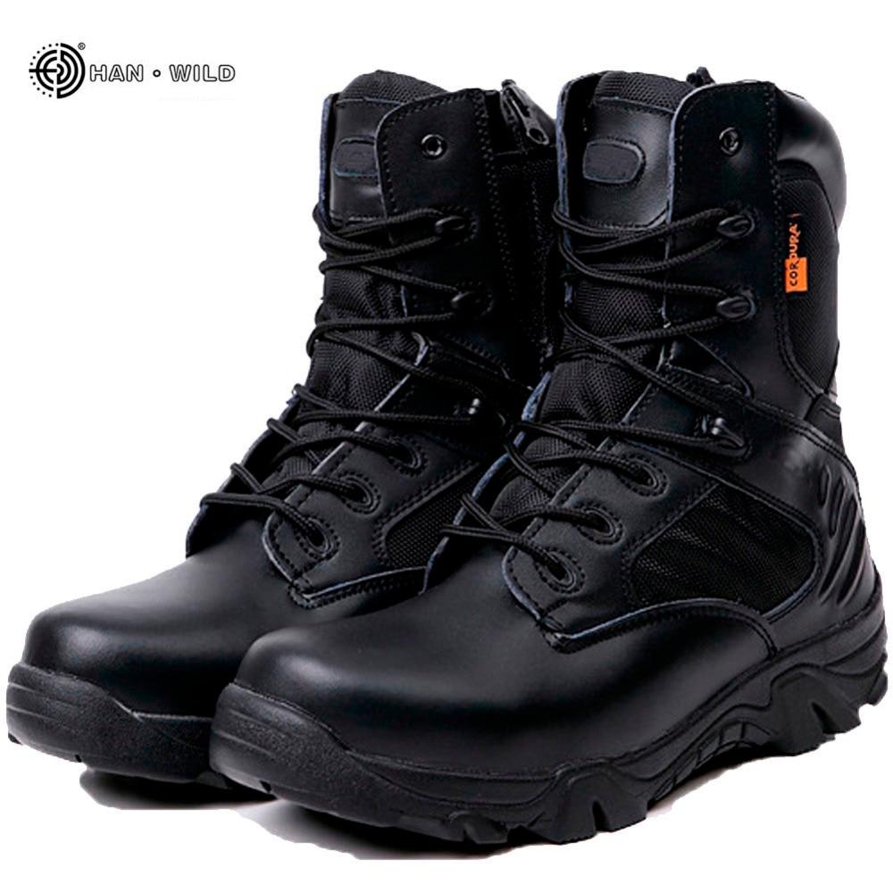 Men's Boots Men's Shoes Intelligent Men Boots Male Rubber Combat Ankle Work Safety Shoes Size 40-46 Autumn Winter Snow Boots Men Sneakers