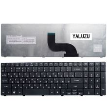 YALUZU Русская клавиатура для ACER для eMachine G730 G730G G730Z G730ZG E442 E730 E732 G640 RU Клавиатура ноутбука