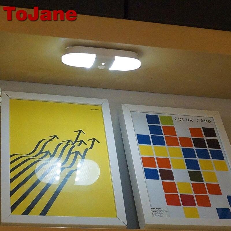 Luzes da Noite tojane levou sensor de movimento Tipo : Night Light