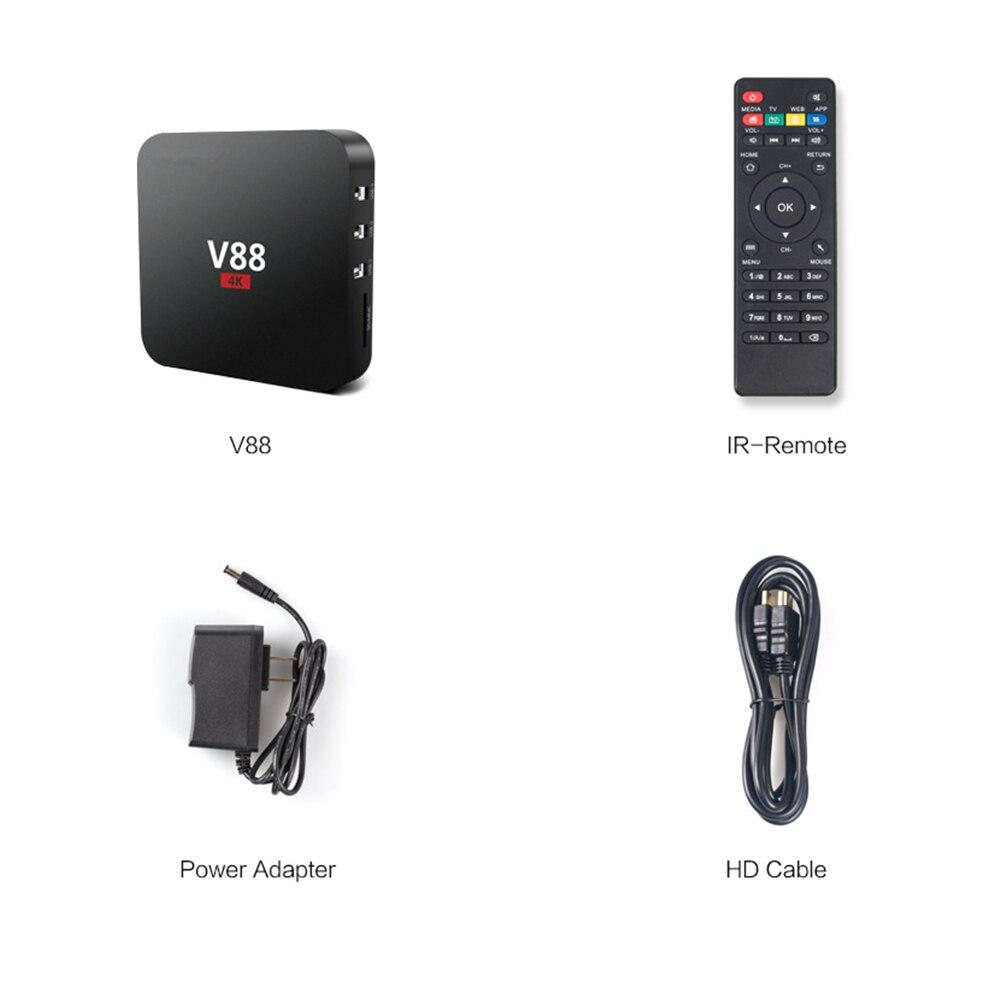 Android 5.1 Smart TV Box Rockchip 3229 1G/8G 4 USB 4K 2K Movie WiFi Full Loaded Quad Core 1.5GHZ Media Player Set-top Box original xiaomi mi box tv box 4k quad core 3 android 6 0 2g 8g smart hdr movie set top box multi language netflix youtube google