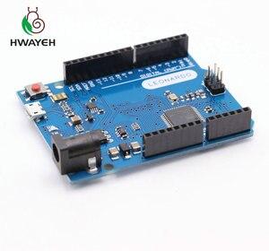 Image 4 - לאונרדו R3 מיקרו Atmega32u4 פיתוח לוח עם USB כבל תואם לarduino DIY Starter Kit