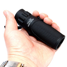New 12X HD Monocular Night Vision Mini Portable Telescope Waterproof Binoculars Optical High Quality Hunting Travel Camp Fishing