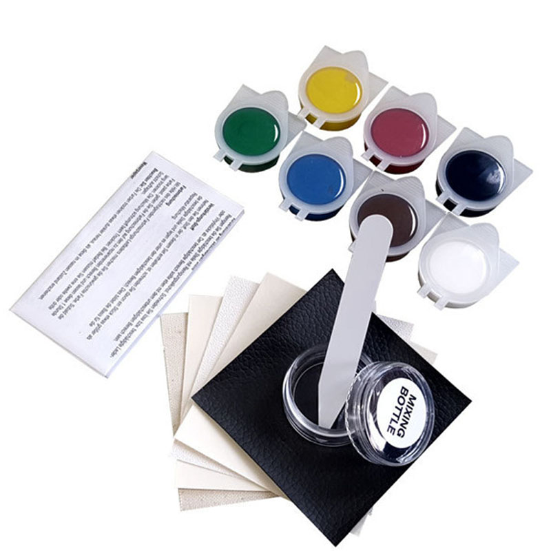 Liquid Skin Leather Repair Kit No Heat Leather Repair Tool Auto Car Seat Sofa Coats Holes Scratch Cracks Rips(China)