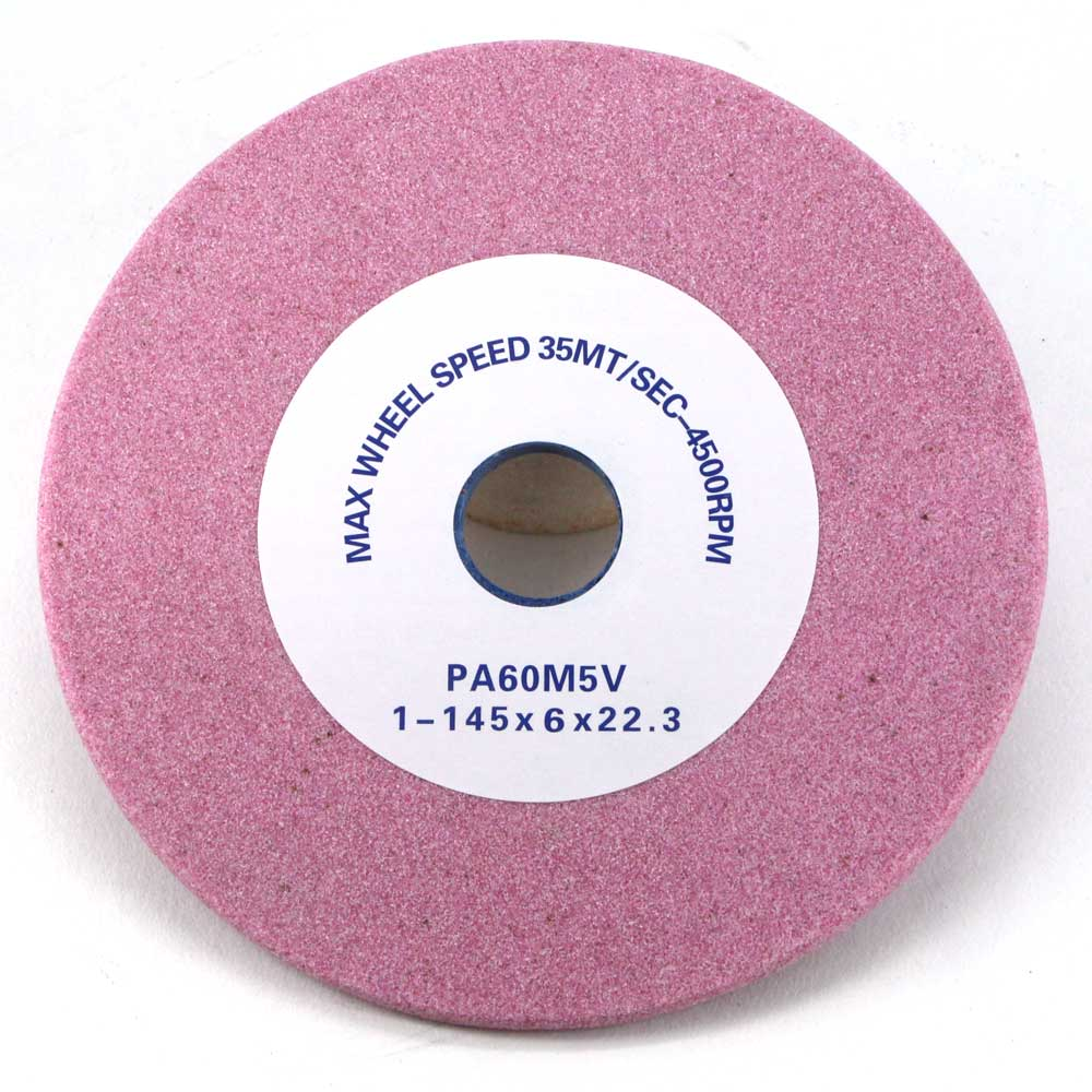 PA chainsaw sharpening stone abrasive grinding wheel Diameter 145 thickness 6 0 hole 22 3mm China
