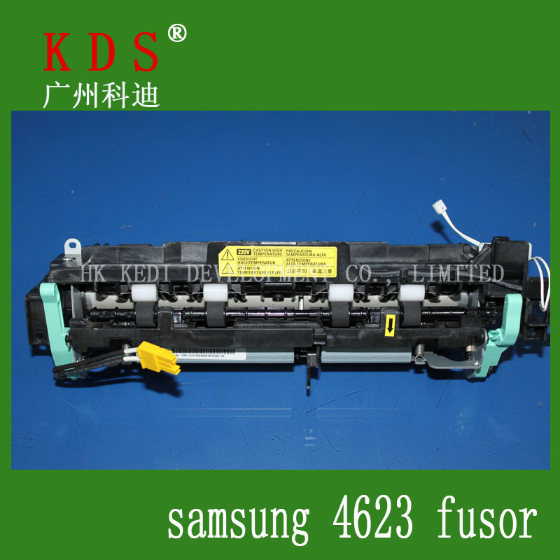 ФОТО replacement parts for Samsung SCX-4623f SCX-4623fw 110V/220V fuser unit 10 units AliExpress