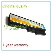 48Wh Neue Original G430 G450 G455 G530 V460 B550 G550 B460 Laptop Akku für L08S6Y02 L08L6Y02 L08N6Y02 L0806C02
