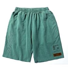 Heron Preston Shorts High Quality Camouflage Men Women Drawstring Camo Masculino Streetwear Short