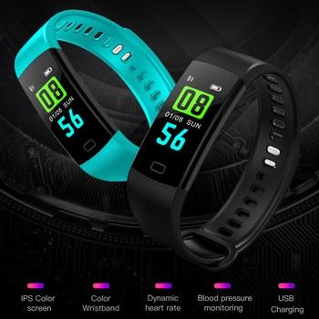 LED Waterproof Smart Wrist Band 1