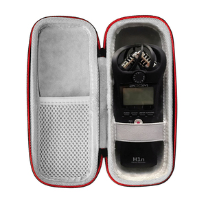 Image 1 - New Portable EVA Hard Carrying Protec Case Cover Bag for Zoom H1n Handy Portable Digital Recorder (2018 Model) and Accessories