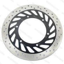 316 mm moto arrière disques de frein Rotor pour HONDA VT 250 NTV 600 NTV 650 CB 750 VF 750 VT1100 ombre