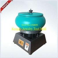 Jewelry Polishing Machine 300g Agate Beads Free Vibratory Tumbler Polisher Capacity 6.2 kg
