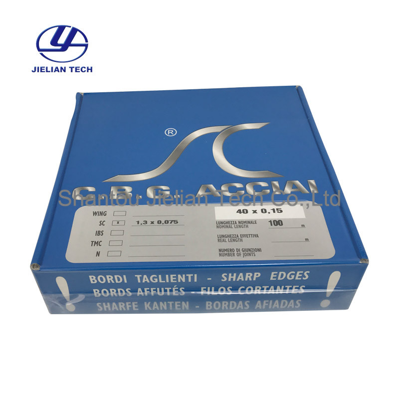 CBG  ACCIAI   SC 40 x 0.15mm  (6)