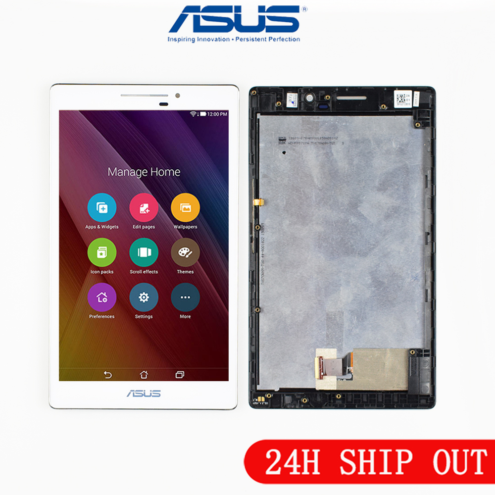 Asus ZenPad C 7.0 Z170 Z170C P01Z LCD Display Touch Screen Digitizer With Frame