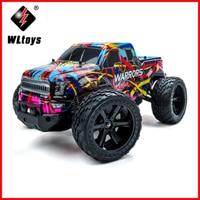 Новое поступление WLtoys 10402 1/10 2,4 г 4WD высокая скорость 40 км/ч Багги внедорожный RC автомобиль восхождение дистанционного управления игрушки по