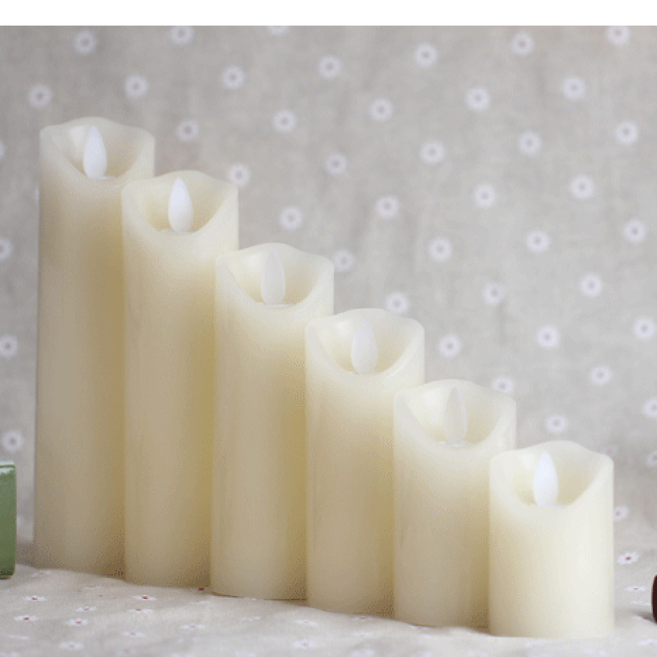flameless led wax candle light,christmas candle supplies,wedding ...