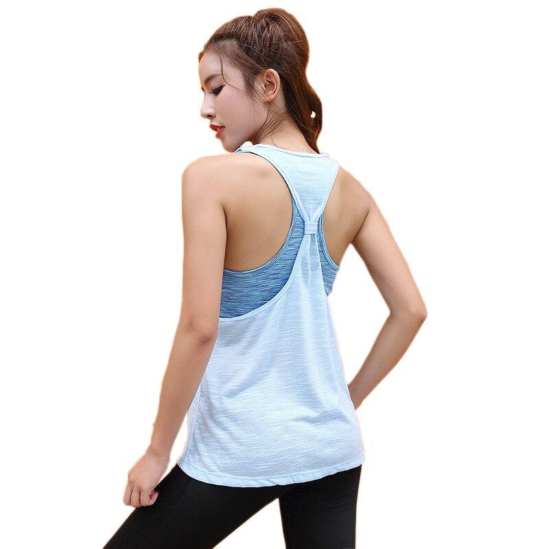 ★  Женский двухслойный жилет для йоги  грудная клетка  свободная одежда  жилет без рукавов  искусственн ★