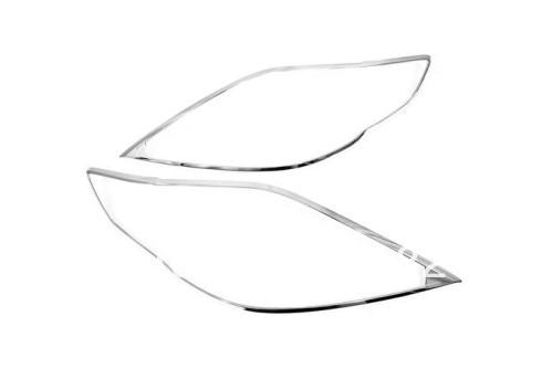 Chrome Head Light Cover For Mazda 5 / Premacy 2005 2009