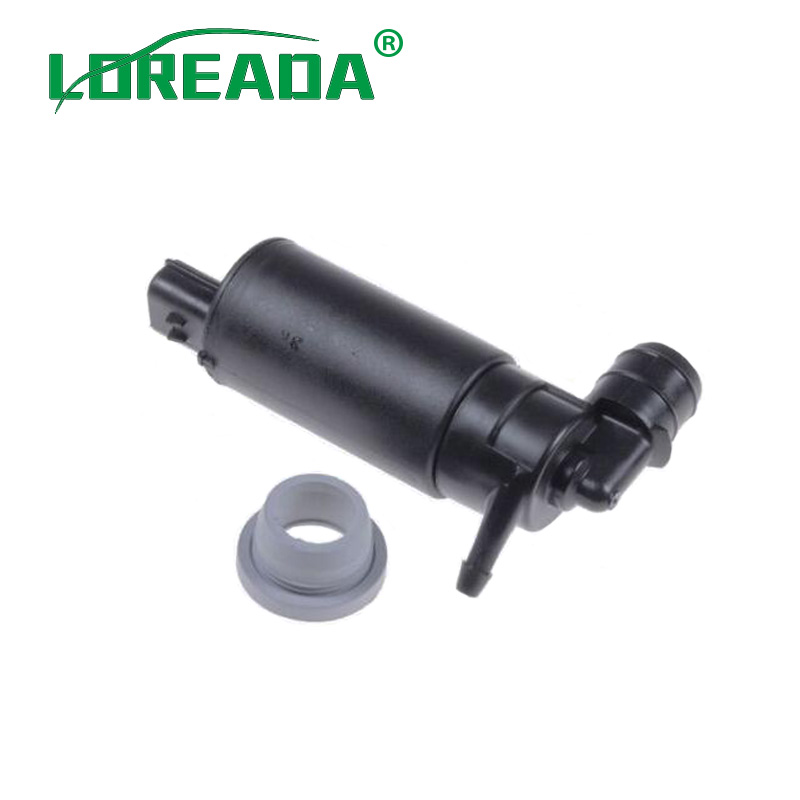 LOREADA Front Rear Windscreen Wiper Washer Pump For Toyota Avensis Corolla Yaris 85330-05030 85330-05031 85340-05011