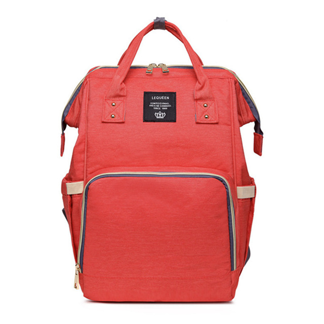 Backpack for Nappies, Baby Food and Other Baby Accessories