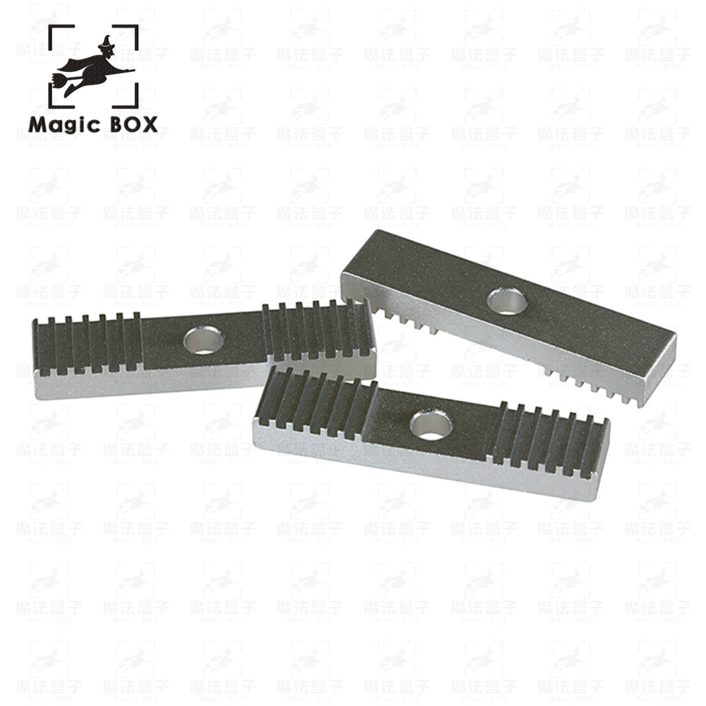10pcs Reprap DIY GT2 Timing Belt Fixing Piece Aluminum Alloy Tooth pitch 2mm Clamp Fixed Clip 9*40mm CNC For 3 D Printer parts aluminum alloy fixed wing adapter for 3 0mm rotor holder silver 3 pcs