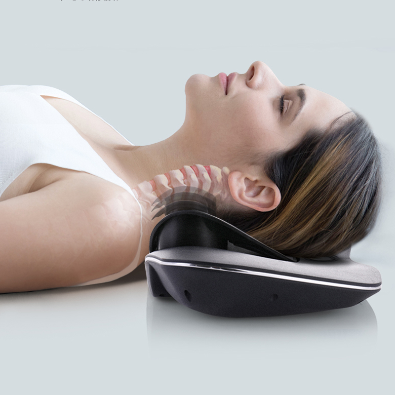 022 1Cervical Massage Instrument for Lumbar Shoulder Neck Massager in Massage Relaxation from Beauty Health