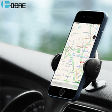 DCAE Qi Wireless Car Charger For iPhone X 8 Samsung Note 8 S8 S9 Xiaomi mi mix 2s Fast Wireless Charging Car Phone Holder Stand