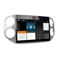 OTOJETA Android 8.0 car DVD octa Core 4GB RAM 32GB rom IPS screen multimedia player for VW Tiguan 2013 2015 tape recorder radio