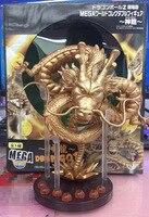 Anime Dragon Ball Z Model Golden Dragon Boxed PVC Action Figures Collectible Toys Christmas Gift 20cm