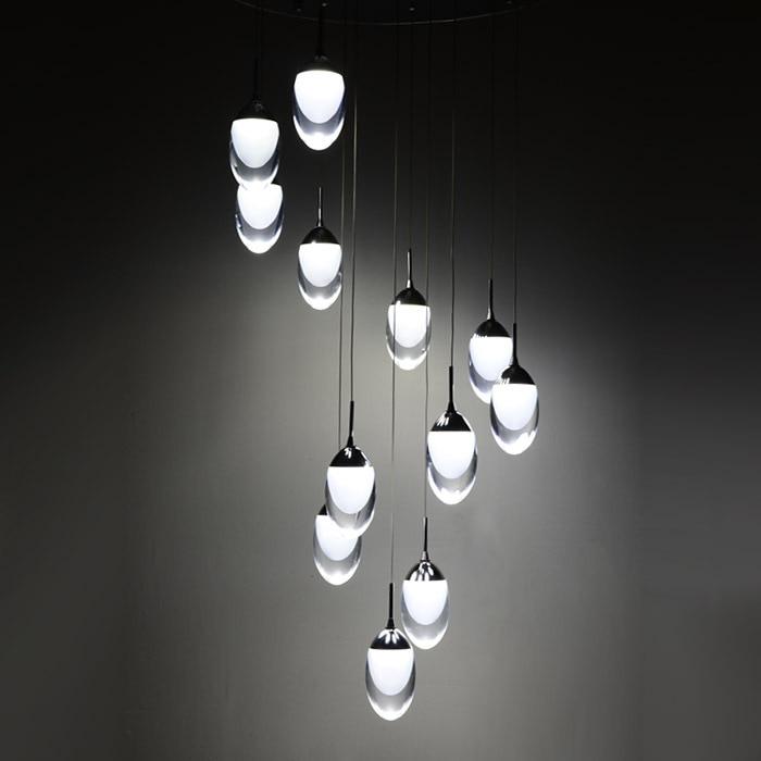 Archimedes Chandelier Modern Minimalist Can Diy Creative Living Dining Balcony Porch Lamp Lighting Jpg